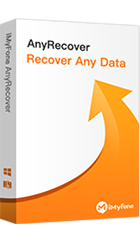 AnyRecover data recovery software