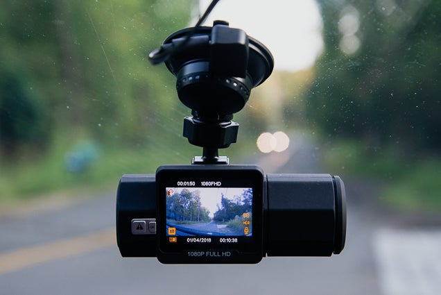 dashcam video recovery