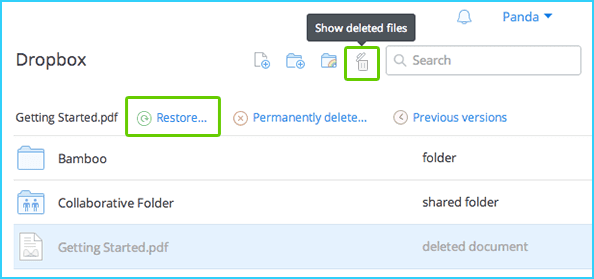 dropbox-recover-deleted-files