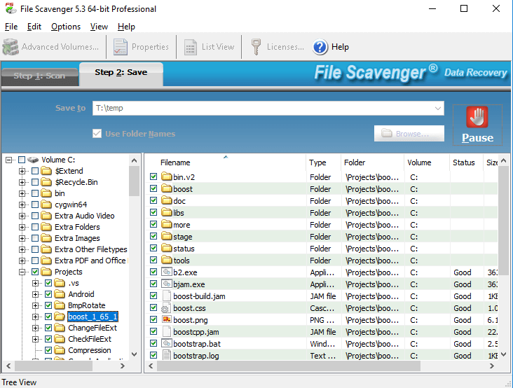 file-scavenger-software