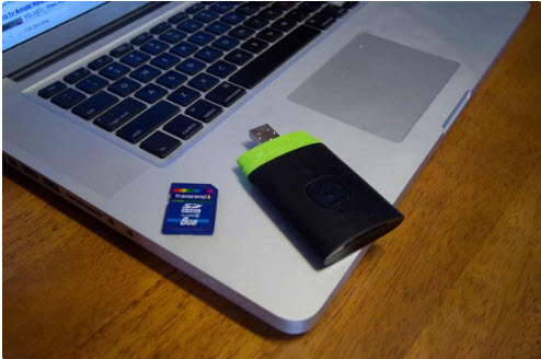 format sd card mac