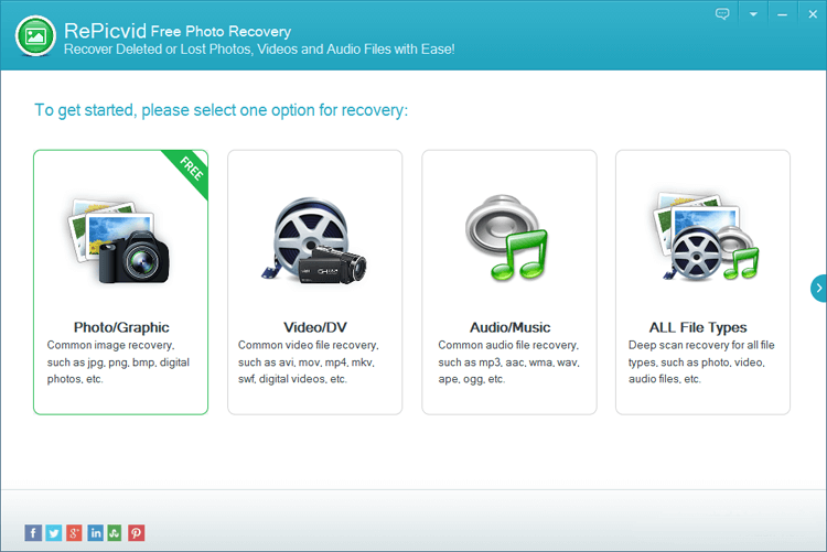 gihosoft free photo recovery