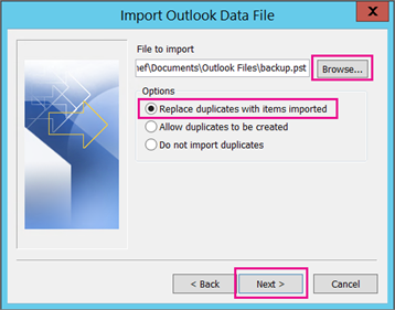 import-outlook-data-file