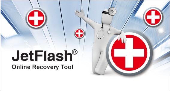 jetflash online recovery tool
