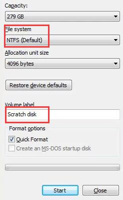 How to Fix Raw External Hard Drive without Formatting? [Hot]