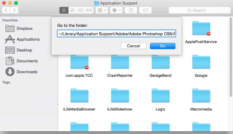 Recover Unsaved Photoshop Files on Mac with Adobe AutoRecover