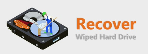 recover wiped hard drive