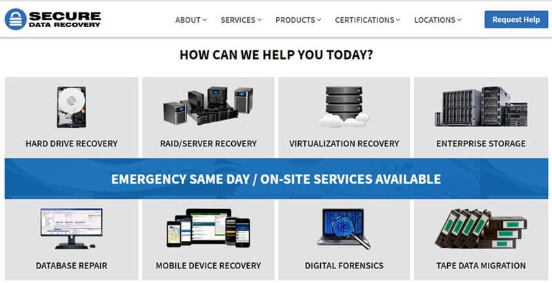secure-data-recovery