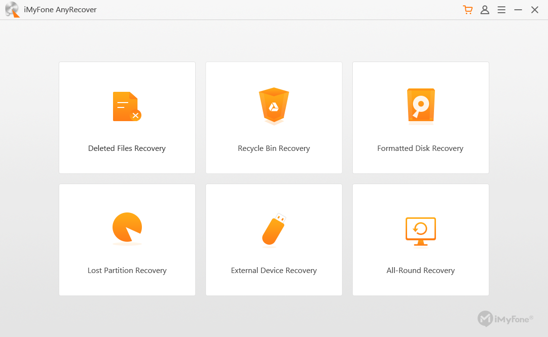 Official] AnyRecover Deleted Files Recovery – Convenient and