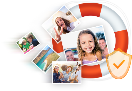 Safe & Complete Solution for Photo Recovery