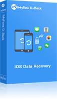 D-Back iPhone Data Recovery